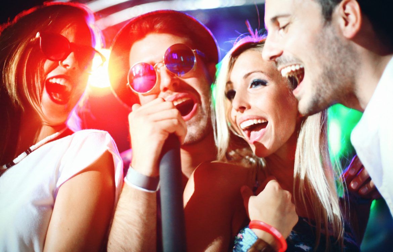 Christmas Party – Karaoke - Mesoyios College